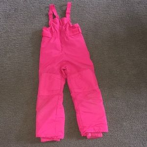 Girls snow pants